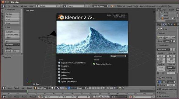 Blender Latest Version