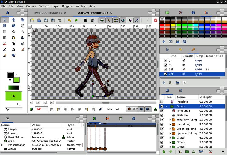 Synfig Studio Latest Version