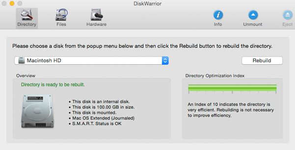 Download DiskWarrior Latest Version for Mac OS - FileHippo