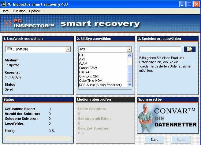PC Inspector Smart Recovery Latest Version