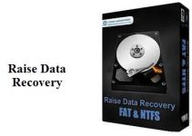 Raise Data Recovery Logo