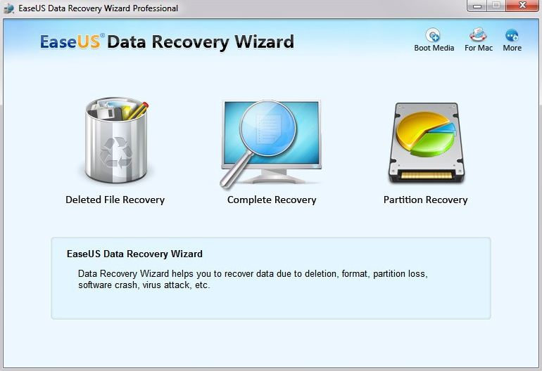 easeus data recovery full version filehippo