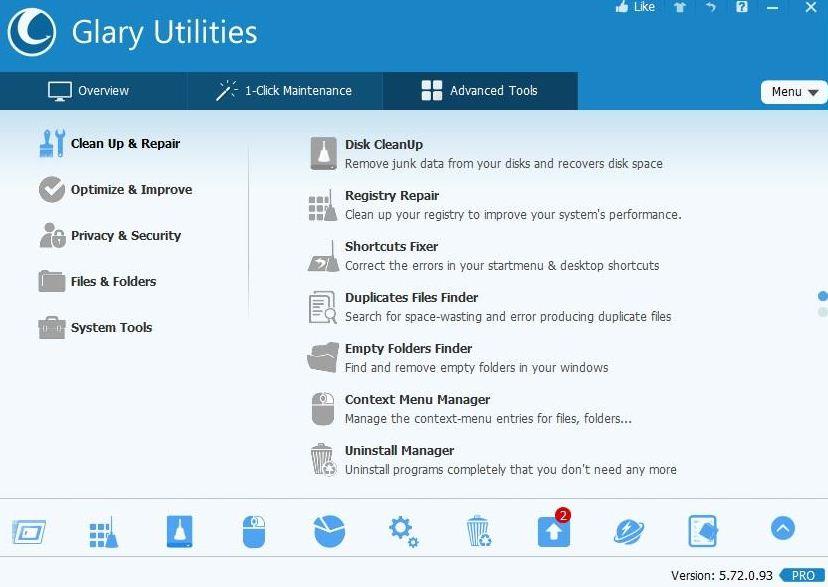 Glary Utilities Latest Version