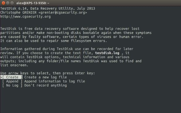 TestDisk Latest Version
