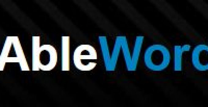 AbleWord