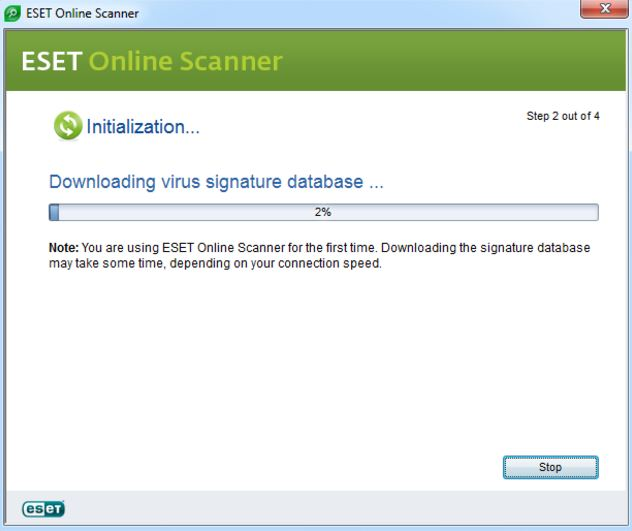 ESET Online Scanner Latest Version