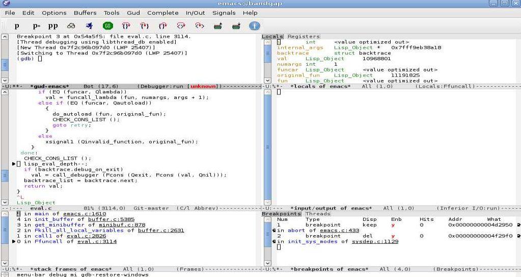 GNU Emacs Latest Version