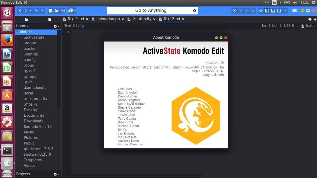 Download Komodo Edit Latest Version [Windows, Mac & Linux