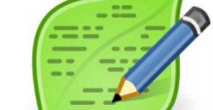 Leafpad