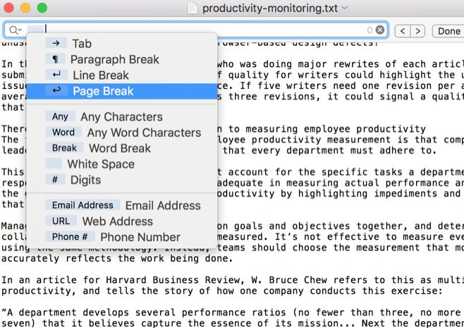 TextEdit Latest Version