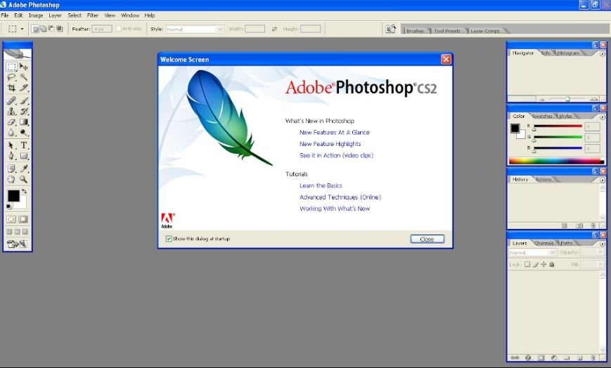 Adobe Photoshop CS2 Latest Version