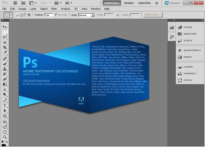 Adobe Photoshop CS5 Latest Version
