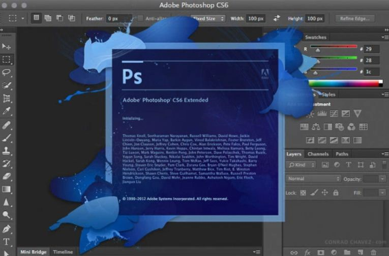 Adobe Photoshop CS6 Latest Version
