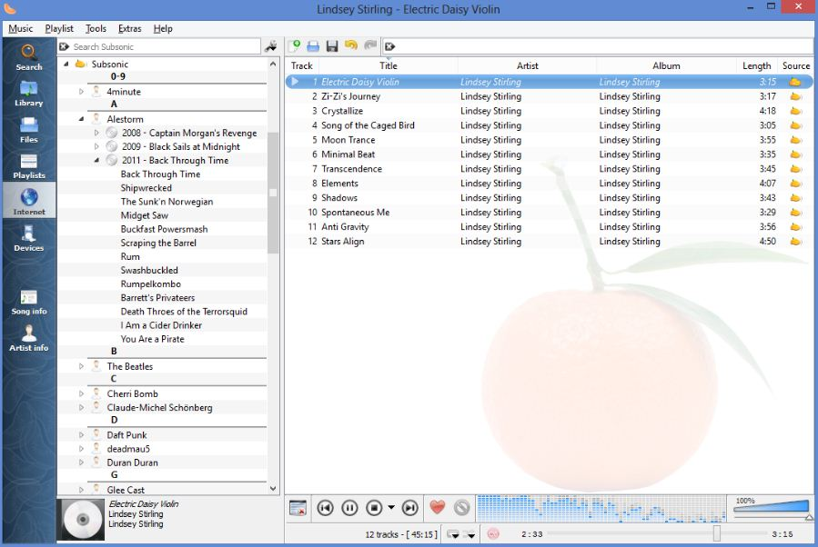 Clementine Music Player Latest Version