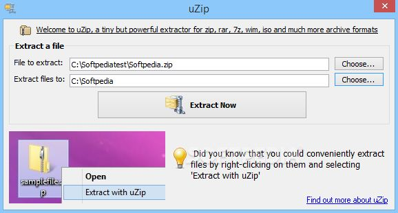 uZip Latest Version