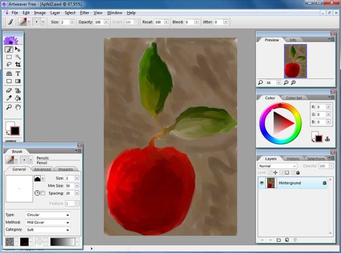 Artweaver Free Latest Version