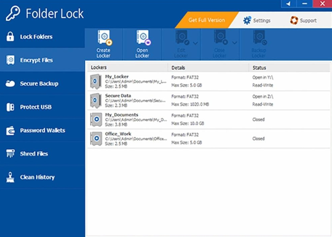 Download Folder Lock Latest Version for Windows - FileHippo
