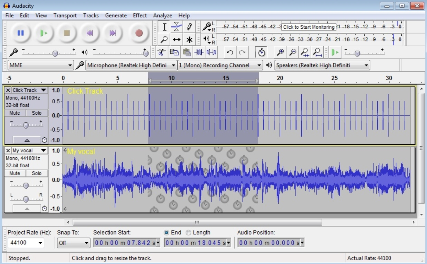 Audacity Latest Version