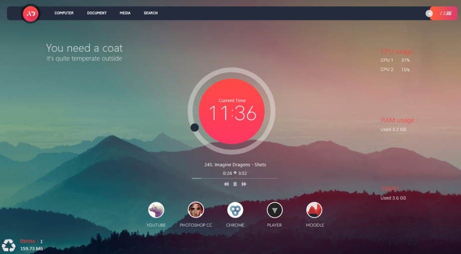 Download Rainmeter Free Latest Version for Windows - FileHippo