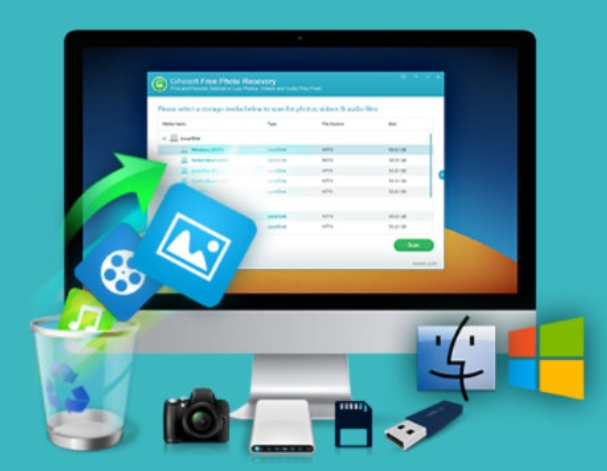 Download RePicvid Free Photo Recovery [Windows & Mac